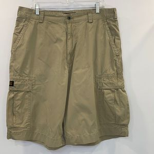 Polo Jeans Military Surplus Cargo Shorts 36